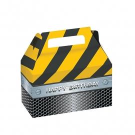 Contructie Zone / feest foil traktatiebox