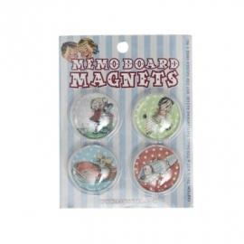Magneet /  Vintage /jeugd herinneringen