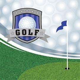 Golf / feest servetten