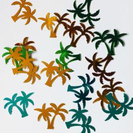Tafel confetti / palmboompjes