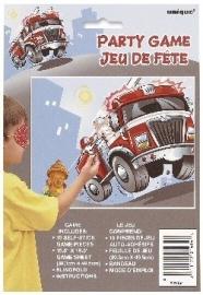 Brandweer / feest spel