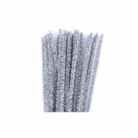 Chinelledraad zilver | 25 stuk