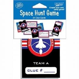 Space Odussey / kinderfeest spel  PP