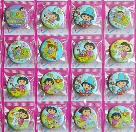 CH Dora the explorer button