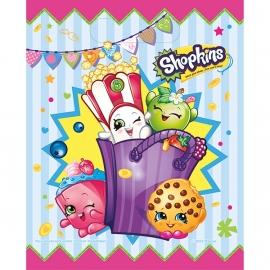 Shopkins / traktatie zakjes / kinderfeest