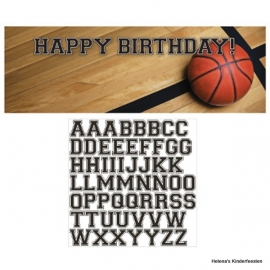 Wenslijn /  Basketball All Star feest
