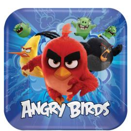 Kinderfeestje borden  Angry Birds Movie