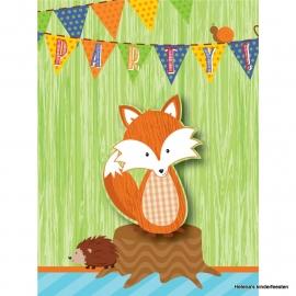 Forest Fox / uitnodigingen