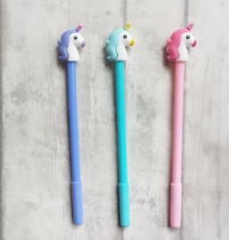 Pen / Eenhoorn / per stuk