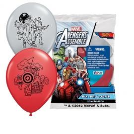 Avengers Assemble / ballonnen