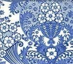 MM Tafelzeil paraiso blauw