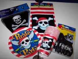 Piraten / vlaggenlijn