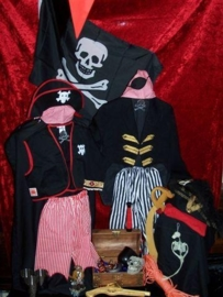 Piraten feest TEKOOP voor verhuur