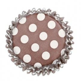 CS Cake vormpjes spot chocolate