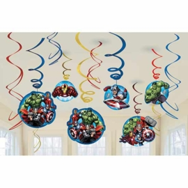Avengers / Hang draai decoratie