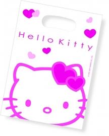 Hello Kitty kinderfeest snoepzakjes