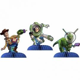 Toy Story-  Buzz Lightyear / feest tafeldecoratie