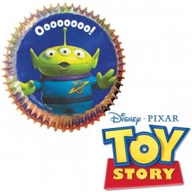 Cupcake vormpjes /  Buzz Lightyear Toy Story