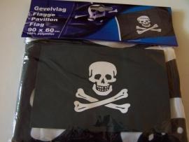 Piraat / gevelvlag