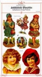 ME 8043 Poezie plaatjes stickers Kinderen
