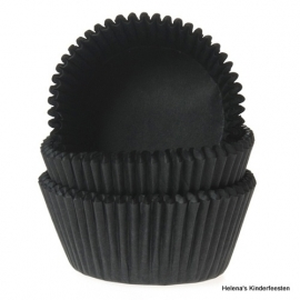 CS Cupcake vormpjes zwart