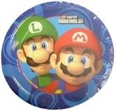 Borden / Super Mario / kinderfeestje - ps