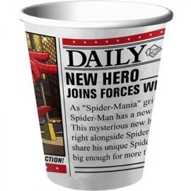 Beker / Spiderman feest