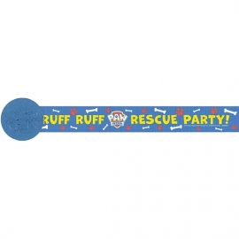 PP Paw Patrol feest crepe slinger