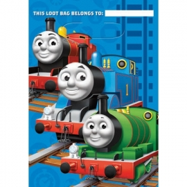 PP Thomas and Friends zakjes
