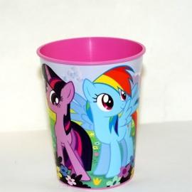 My Little Pony/ feest Plastic beker
