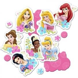 Prinsessen /  confettie disney