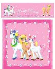 SE Ponies servetten