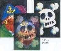 Kaart / 3D Piraat