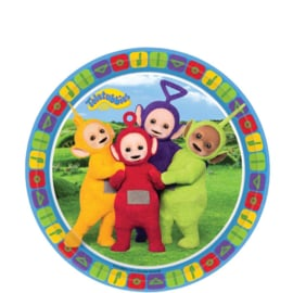 PS Teletubbies feest bordjes