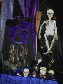 Heksen  tovenaars feest TEKOOP voor verhuur