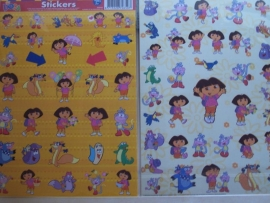 AC Dora the explorer stickers