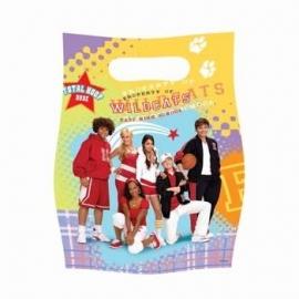 High School Musical / uitdeelzakjes