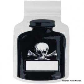 Zakjes /  poison- gif fles / Halloween