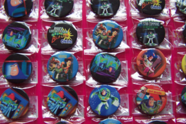 Button / Toy Story Buzz Lightyear / pstk