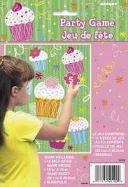 SE Cupcake taartjes spel