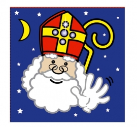 Sinterklaas  / servetten