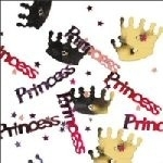 PS Prinses tafel confetti