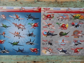 AC Stickers Planes