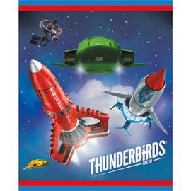 Zakjes /  Thunderbirds kinderfeest