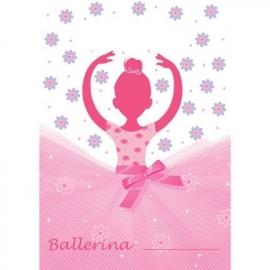 Tutu ballerina / feest zakjes