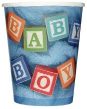 beker / Baby born boy