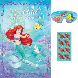 Ariel , de kleine zeemeermin / feest spel