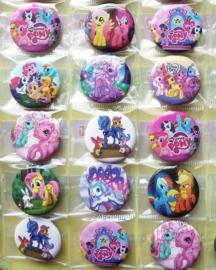 Button / My Little pony /  25mm /pstk