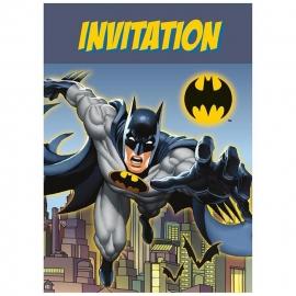 Batman / uitnodigingen