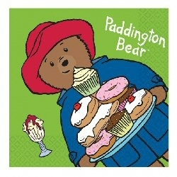 Paddington Beer / kinderfeest servetten